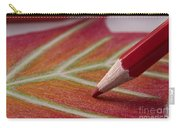 Color Pencil Drawing Carry-all Pouch