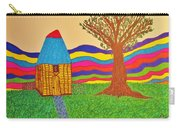 Colorful Fantasy Land Carry-all Pouch