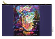 Colorado Abstract Carry-all Pouch