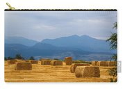 Colorado Agriculture Farming Panorama View Pt 2 Carry-all Pouch