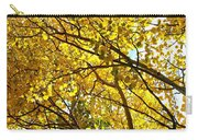Colorado Aspens In Fall Carry-all Pouch
