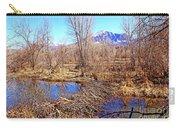 Colorado Beaver Ecosystem Carry-all Pouch