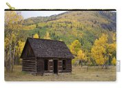 Colorado Cabin Carry-all Pouch
