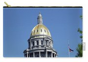 Colorado Capitol Building Carry-all Pouch