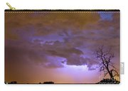 Colorado Cloud To Cloud Lightning Thunderstorm 27g Carry-all Pouch
