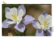 Colorado Columbine #1 Carry-all Pouch