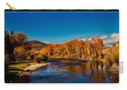 Colorado Cottonwoods In Autumn Carry-all Pouch