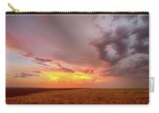 Colorado Eastern Plains Sunset Sky Carry-all Pouch