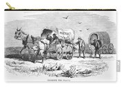 Colorado Gold Rush, 1859 Carry-all Pouch