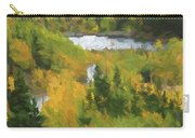 Colorado Lake And Colors Carry-all Pouch