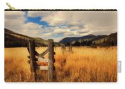 Colorado Meadow Carry-all Pouch