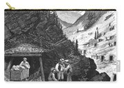 Colorado: Mining, 1874 Carry-all Pouch