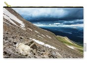 Colorado Mountain Goat Carry-all Pouch
