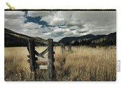 Colorado Mountain Meadow Carry-all Pouch