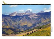 Colorado Mountains 1 Carry-all Pouch