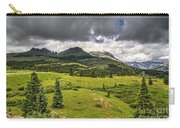 Colorado Mountains After Summer Rain Carry-all Pouch