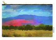 Colorado Mountains Carry-all Pouch