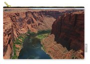 Colorado River At Glen Canyon Dam Carry-all Pouch
