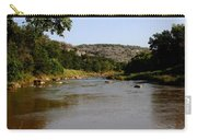 Colorado River Bend Texas Carry-all Pouch