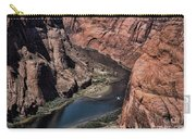 Colorado River Horseshoe Bend Color  Carry-all Pouch