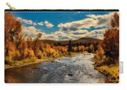 Colorado River In Autumn Carry-all Pouch