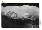 Colorado Rocky Mountains Continental Divide Carry-all Pouch