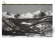 Colorado Rocky Mountains Carry-all Pouch