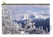 Colorado Sawatch Mountain Range Carry-all Pouch