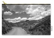 Colorado Shelf Road 1 B-w Carry-all Pouch