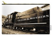 Colorado Southern Railroad 1 Carry-all Pouch