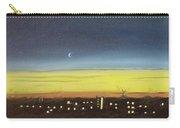 Colorado Spring Night Skyline Carry-all Pouch