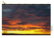 Colorado Sunrise February Carry-all Pouch