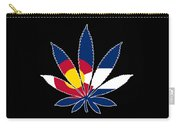 Colorado Weed Leaf Carry-all Pouch