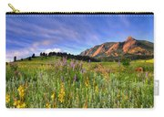 Colorado Wildflowers Carry-all Pouch by Scott Mahon