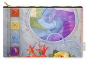 Colordance Of Summer Carry-all Pouch