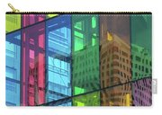 Colored Glass 10 Carry-all Pouch