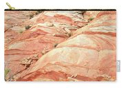 Colored Hill In Valley Of Fire Carry-all Pouch