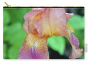 Colored Iris  Carry-all Pouch
