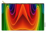 Colorful 3 Carry-all Pouch