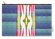 Colorful Abstract 13 Carry-all Pouch