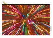 Colorful Abstract Photography Carry-all Pouch