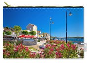 Colorful Adriatic Town Of Rogoznica Carry-all Pouch