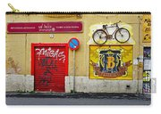Colorful Advertising In Palma Majorca Spain Carry-all Pouch