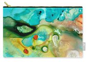 Colorful Art - Soul Shine - Sharon Cummings Carry-all Pouch