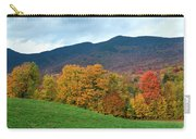 Autumnal Vermont Carry-all Pouch
