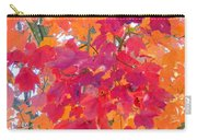Colorful Autumn Leaves Carry-all Pouch