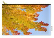 Colorful Autumn Reaching Out Carry-all Pouch