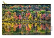 Colorful Autumn Reflections Carry-all Pouch