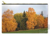 Colorful Autumn - Trees In Autumn Carry-all Pouch