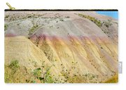 Colorful Badlands Of South Dakota Carry-all Pouch